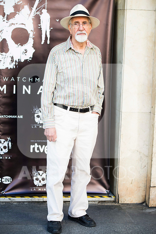 "Denis Rafter during the presentation of the film ""La Mina"" at Cines Renoir Plaza España in Madrid. July 15. 2016. (ALTERPHOTOS/Borja B.Hojas)"