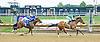 Alpha Mike Foxtrot winning at Delaware Park on 7/21/12