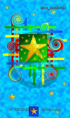 Hans, CHRISTMAS SYMBOLS, paintings+++++,DTSC429009744,#XX# Symbole, Weihnachten, Geschäft, símbolos, Navidad, corporativos, illustrations, pinturas