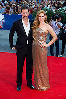 Amy Adams, Darren Le Gallo  at the premiere of Nocturnal Animals at the 2016 Venice Film Festival.<br /> September 2, 2016  Venice, Italy<br /> Pictures: Kristina Afanasyeva / Featureflash
