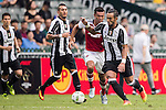 Juventus' player Medhi Benatia contests the ball during the South China vs Juventus match of the AET International Challenge Cup on 30 July 2016 at Hong Kong Stadium, in Hong Kong, China.  Photo by Marcio Machado / Power Sport Images