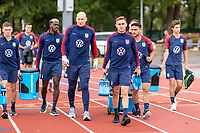 USMNT Training, October 8, 2019