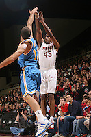 STANFORD, CA - JANUARY 9:  Jeremy Green of the Stanford Cardinal during Stanford's 70-59 win over the UCLA Bruins on January 9, 2009 at Maples Pavilion in Stanford, California.