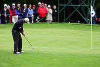 Padraig Harrington in the third round of the Irish Open on 19th of May 2007 at the Adare Manor Hotel & Golf Resort, Co. Limerick, Ireland. (Photo by Manus O'Reilly/NEWSFILE)