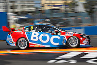 2016 Castrol EDGE Gold Coast 600. Rounds 3 and 4 of the Pirtek Enduro Cup. #8. Jason Bright (AUS) Andrew Jones (AUS). Team BOC and Freightliner Racing. Holden Commodore VF.