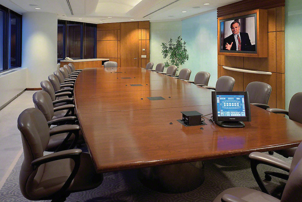 Conference Room Control Module