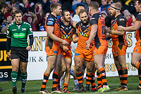 Castleford v Widnes - 11 Feb 2018