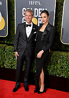 Gal Gadot & Yaron Versano at the 75th Annual Golden Globe Awards at the Beverly Hilton Hotel, Beverly Hills, USA 07 Jan. 2018<br /> Picture: Paul Smith/Featureflash/SilverHub 0208 004 5359 sales@silverhubmedia.com