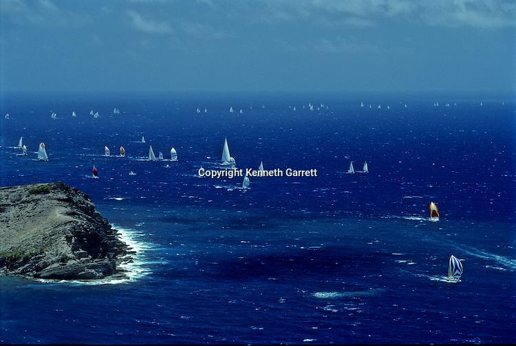 Antigua Race Week, Sailing, Caribbean