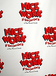 Atmosphere.attending the Broadway Opening Night After Party for  'Nice Work If You Can Get It' at the Mariott Marquis  on 4/24/2012 in New York City.