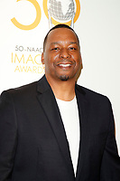 LOS ANGELES - MAR 9:  Deon Taylor at the 50th NAACP Image Awards Nominees Luncheon at the Loews Hollywood Hotel on March 9, 2019 in Los Angeles, CA