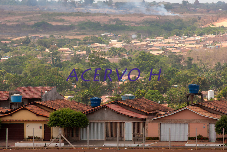Expans&atilde;o imobili&aacute;ria.<br /> <br /> Paragominas, Par&aacute;, Brasil.<br /> Foto Paulo Santos<br /> 04/11/2009