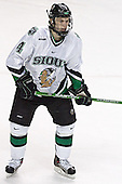 Taylor Chorney - The University of Minnesota Golden Gophers defeated the University of North Dakota Fighting Sioux 4-3 on Friday, December 9, 2005, at Ralph Engelstad Arena in Grand Forks, North Dakota.