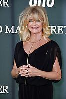 Goldie Hawn bei der 'Luz de la Luna' Fashion Show von Guido Maria Kretschmer presented by OTTO auf der Berlin Fashion Week Spring/Summer 2018 im Tempodrom. Berlin, 05.07.2017