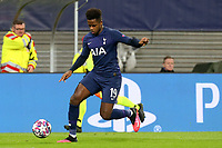 Ryan Sessegnon of Tottenham Hotspur during RB Leipzig vs Tottenham Hotspur, UEFA Champions League Football at the Red Bull Arena on 10th March 2020