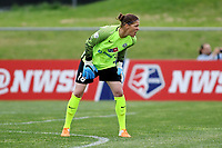 Piscataway, NJ - Sunday April 30, 2017: Nicole Barnhart during a regular season National Women's Soccer League (NWSL) match between Sky Blue FC and FC Kansas City at Yurcak Field.