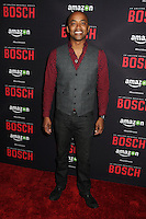 "3 March 2016 - West Hollywood, California - DaJuan Johnson. Amazon Original Series ""Bosch"" Season 2 Premiere held at the Pacific Design Center. Photo Credit: Byron Purvis/AdMedia"