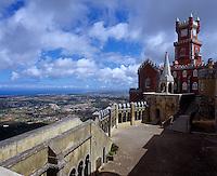 Palacio de Pena Sintra - Portgual