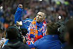 Fernando Ricksen after the match