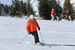 Foto: VidiPhoto<br /> <br /> HOCHKRIMML &ndash; Wintersporters genieten van de sneeuw in de Oostenrijkse sneeuw in de Zillertaler Arena. De Zillertaler Arene tussen Zell am Ziller en Hochkrimml behoort met 139 pistekilometers tot een van de populairste en grootste aaneengesloten skigebieden van Oostenrijk en is razend populair bij Nederlandse vakantiegangers. Tijdens wintersportvakanties komt zo'n 80-90 procent van de bezoekers uit Nederland. De wintersportvakanties blijven nog steeds in populairiteit toenemen.
