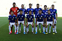 31st October 2019; Bezerrao Stadium, Brasilia, Distrito Federal, Brazil; FIFA U-17 World Cup Brazil 2019, Solomon Islands versus Paraguay; Players of Paraguay poses for official photo - Editorial Use
