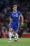 Chelsea's Branislav Ivanovic in action during the Premier League match at the Emirates Stadium, London. Picture date September 24th, 2016 Pic David Klein/Sportimage