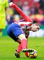 Atletico de Madrid's Fernando Torres during La Liga match. January 6,2018. (ALTERPHOTOS/Acero) /NortePhoto.com NORTEPHOTOMEXICO