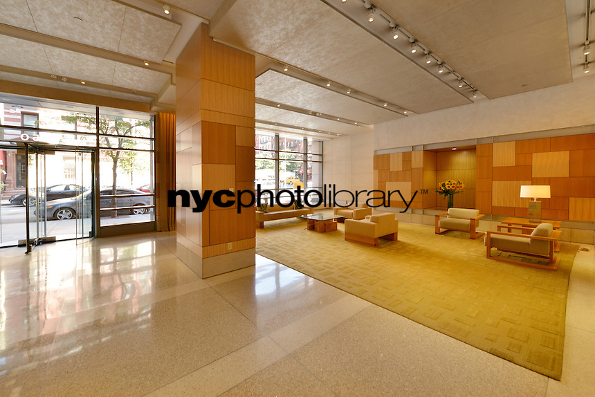 Lobby at 450 East 83rd Street