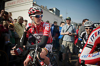 Jurgen Van den Broeck (BEL/Lotto-Belisol) at the start<br /> <br /> Amstel Gold Race 2014