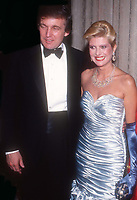 Donald Trump Ivana Trump 1989<br /> Photo By John Barrett/PHOTOlink.net