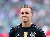 FUSSBALL FIFA Confed Cup 2017 Vorrunde in Sotchi 19.06.2017  Australien - Deutschland  Torwart  Bernd LENO (Deutschland)