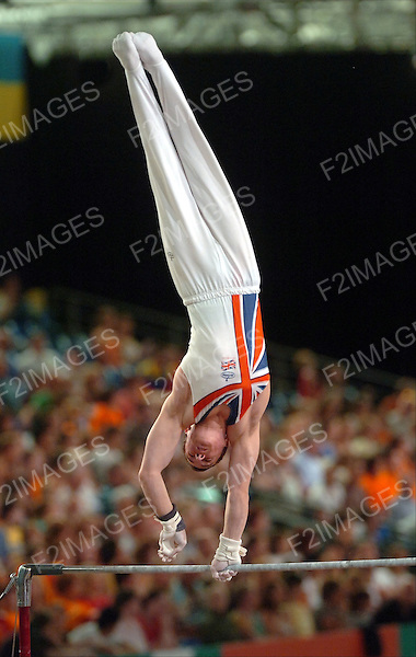 April 2007 European Championships,Amsterdam Holland.<br /> Mens All-Round Finals.<br /> <br /> Photos by Alan Edwards&copy;