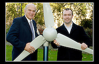Vince Cable MP - Windsave - Collage Green, Westminster - 9th November 2005