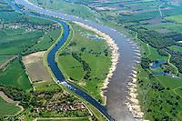 Havelmündung in die Elbe : DEUTSCHLAND, SACHSEN-ANHALT, (GERMANY, SAXONY-ANHALT), 6.05.2020:  Havelmündung in die Elbe