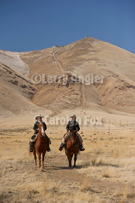 Location Lighting with Tom Bol on Winnemucca Mountain field session during Shooting the West XXIV, WInnemucca, Nevada