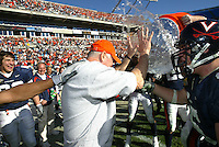 Continental Tire bowl win for the Cavaliers in 2003.
