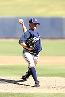 Dan Merklinger - Milwaukee Brewers - 2010 Instructional League.Photo by:  Bill Mitchell/Four Seam Images..