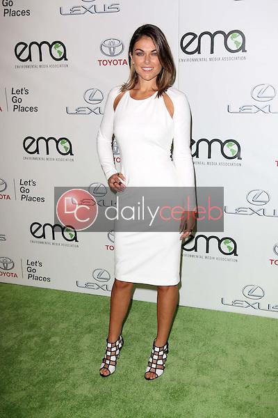 Serinda Swan<br /> at the 23rd Annual Environmental Media Awards, Warner Brothers Studios, Burbank, CA 10-19-13<br /> David Edwards/DailyCeleb.Com 818-249-4998