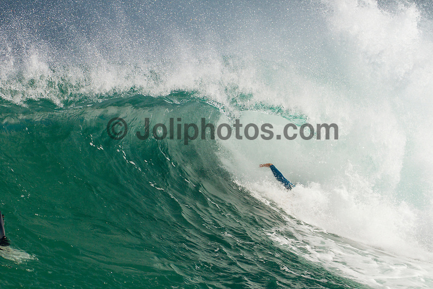 Surfers Point Margaret River, Western Australia/Australia (Wednesday, March 19, 2012) Jack Robinson (AUS) surfing at The Box. A clean six - eight foot swell was rolling in this morning with spots all along the coast firing. Photo: joliphotos.com