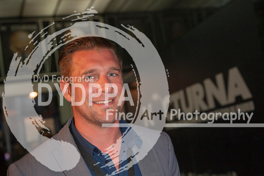 """Celebrities attend """"Nocturna"""" Madrid Fantastic Film Festival. In the image:  Shawn Angelski at Palafox Cinema in Madrid Spain. May 28, 2013  Nacho Lopez / DYD FOTOGRAFOS-DYDPPA"""