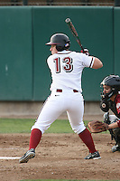7 March 2008: Stanford Cardinal Rosey Neill during Stanford's 9-1 win against the Charleston Cougars in the Stanford Classic at the Boyd and Jill Smith Family Stadium in Stanford, CA.