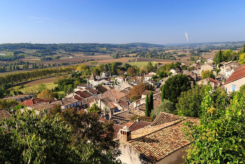 France, Tarn-et-Garonne (82), Lauzerte, labellis&eacute; Les Plus Beaux Villages de France // France, Tarn et Garonne, Lauzerte, labelled Les Plus Beaux Villages de France (The Most beautiful<br /> Villages of France)