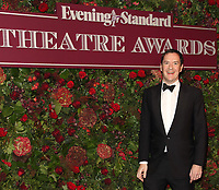 65th Evening Standard Theatre Awards, The London Coliseum, St Martins Lane, London on Sunday November 24th 2019<br /> <br /> Photo by Keith Mayhew