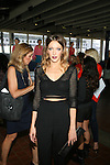 Actress Kate Cassidy Attends Catherine Malandrino Spring Summer 2014 Presentation (Les Voiles De Saint Tropez) Held at Mercedes Benz Fashion Week NY