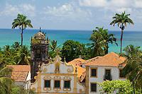 Olinda_PE, Brasil....Fotografias de Olinda, cidade historica situada no estado de Pernambuco. Na foto conjunto arquitetonico do convento de Sao Francisco...Fotos: JOAO MARCOS ROSA / NITRO.