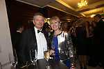 The Parc Hotel 130 years anniversary dinner.<br /> Brian &amp; Julie Hall.<br /> 23.10.14<br /> &copy;Steve Pope-FOTOWALES