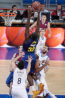 FC Barcelona Regal's Nathan Jawai during Spanish Basketball King's Cup match.February 07,2013. (ALTERPHOTOS/Acero) /Nortephoto