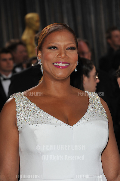 Queen Latifah at the 85th Academy Awards at the Dolby Theatre, Hollywood..February 24, 2013  Los Angeles, CA.Picture: Paul Smith / Featureflash