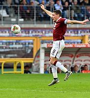 Andrea Belotti of Torino FC  <br /> Torino 27-10-2019 Stadio Olimpico <br /> Football Serie A 2019/2020 <br /> FC Torino - Cagliari Calcio <br /> Photo Giuliano Marchisciano / Insidefoto