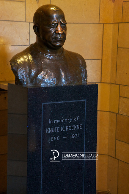 Knute Rockne Memorial Gym at the University of Notre Dame
